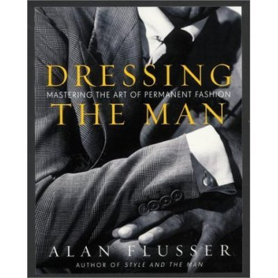 Q and Answer: What are the essential men's style books?