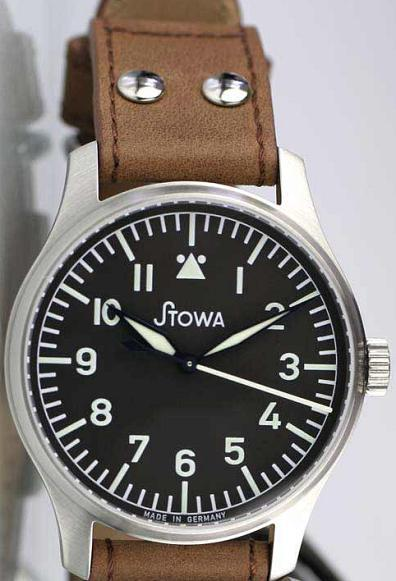 A Graduation Gift: The Stowa Flieger