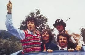 The first time I ever saw Fair Isle sweaters was on Paul McCartney