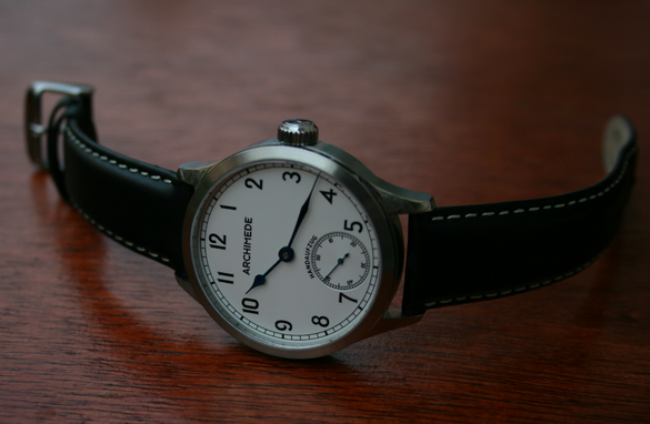 A very nice basic watch from Archimede