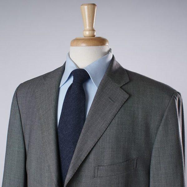 It's On eBay: Polo Ralph Lauren Gray Nailhead Suit