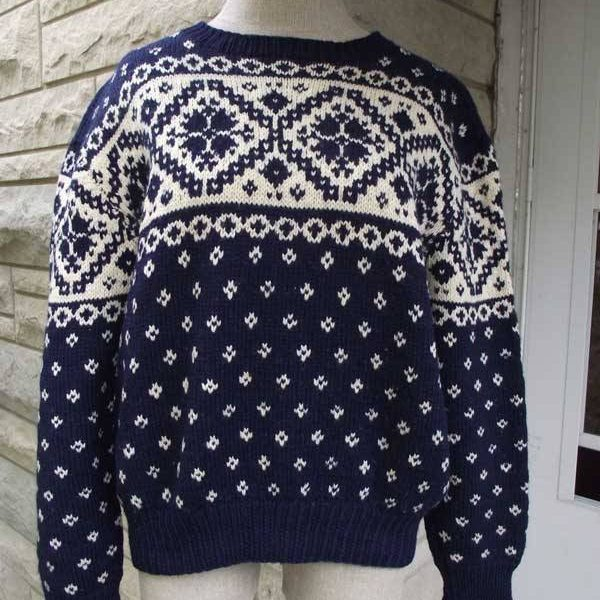 It's On eBay: Vintage Von Lengerke & Antoine Sweater