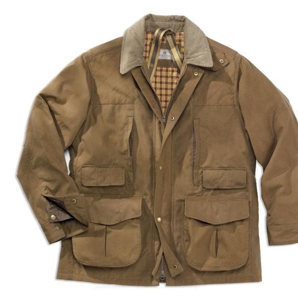 It's On eBay - Beretta Waxed Cotton Field Jacket