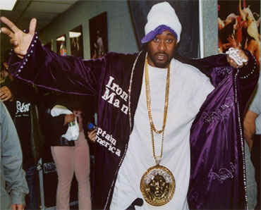 The Style Wisdom of Ghostface Killah