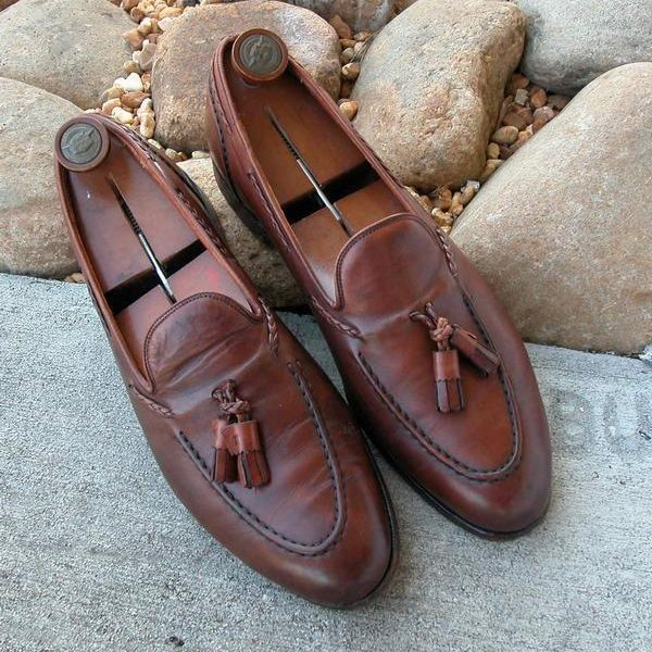 It's On eBay - Paul Stuart (by Grenson) Loafers (11C)