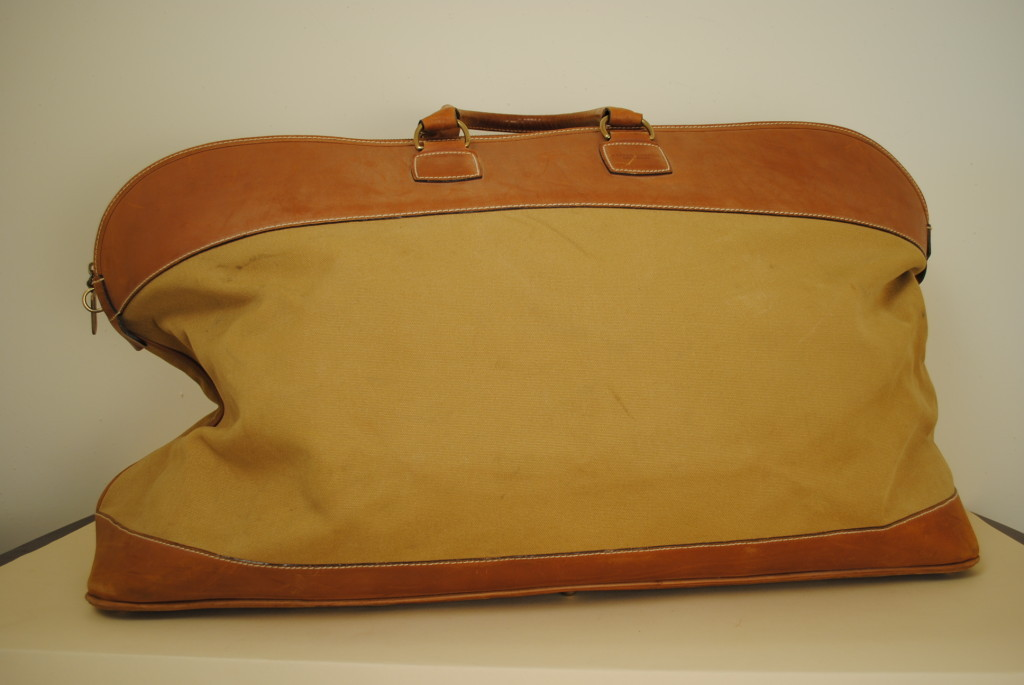 It's On eBay: Alfred Dunhill Overnight Bag