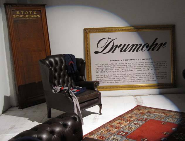 The Great Drumohr Rush