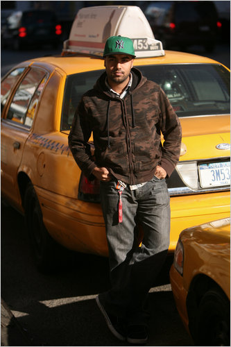 NYT: New York Cabdrivers' Dress Code Gets an Update