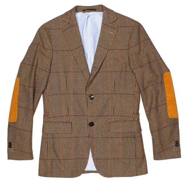 It's On Sale: Gant Gun Check Sportcoat (Sz 38)