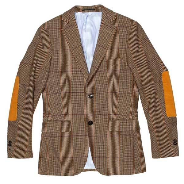 It's On Sale: Gant Gun Check Sportcoat (Sz 38)