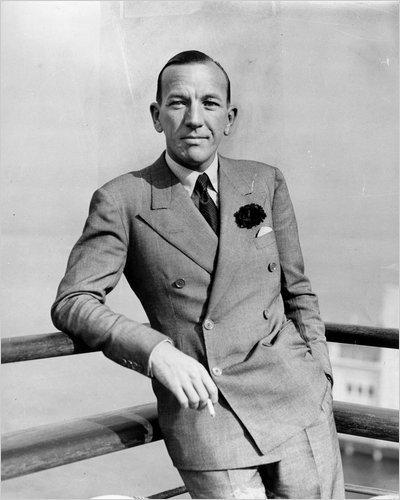 Noel Coward, 1936