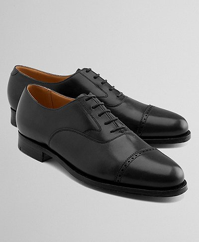 It's On Sale: Brooks Brothers Peal & Co. Captoe