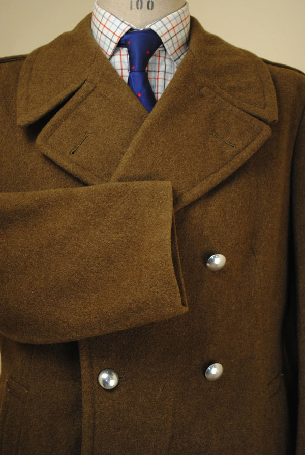 It's On eBay - Vintage Great Coat (40L)