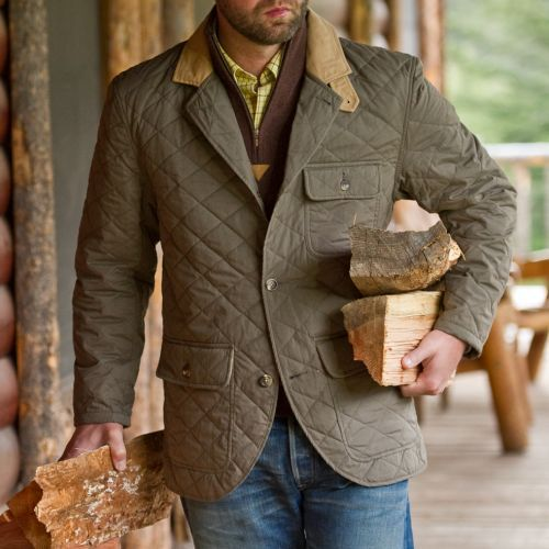 It's On Sale: J.L. Powell Lakenheath Quilted Coat