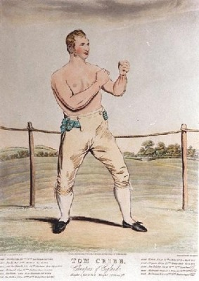 Bare-knuckle boxer