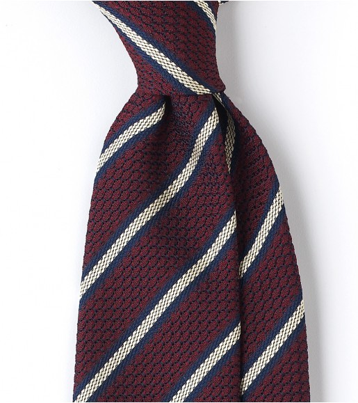 It's On Sale - Striped Grenadine Tie