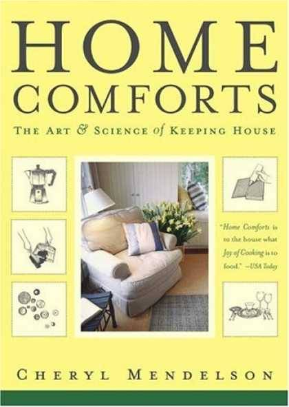 """Home Comforts: The Art and Science of Keeping House,"""