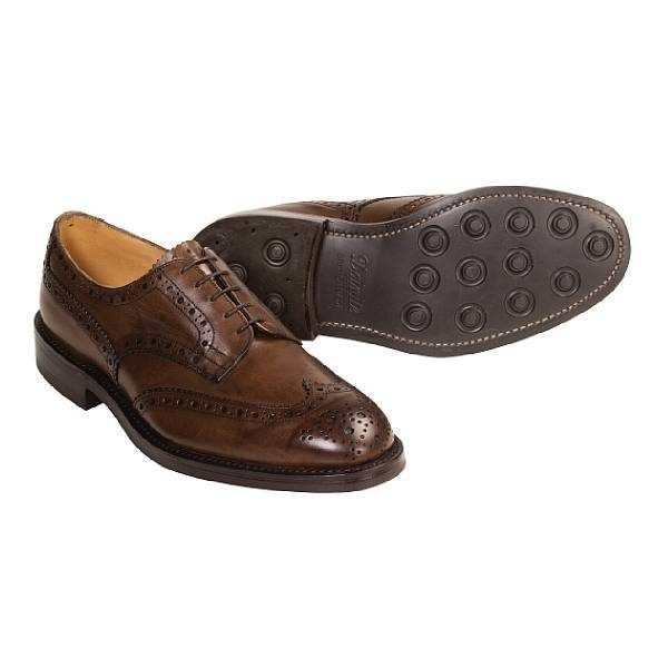 It's On Sale - Tricker's Wingtip Derby