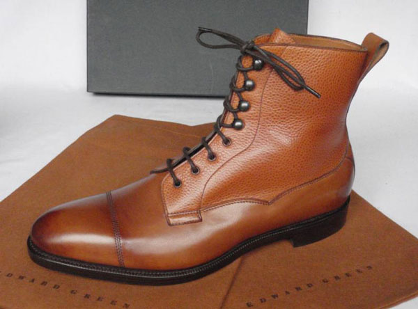 "It's On eBay: Edward Green ""Galway"" Boots"