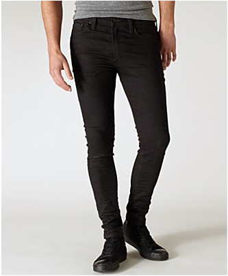 Levi's latest fit for men: The Ex-Girlfriend Jean