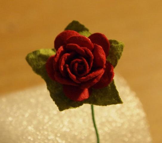 Lovely lapel flowers