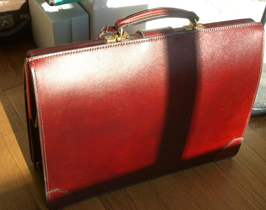 Here's a beautiful briefcase