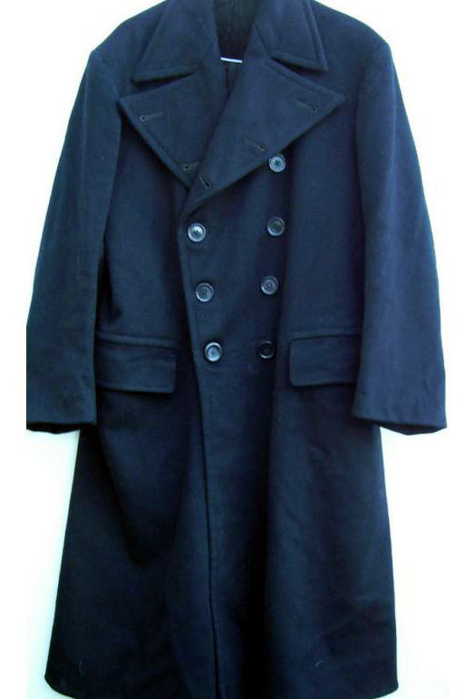 It's On eBay: Gieves & Hawkes Greatcoat