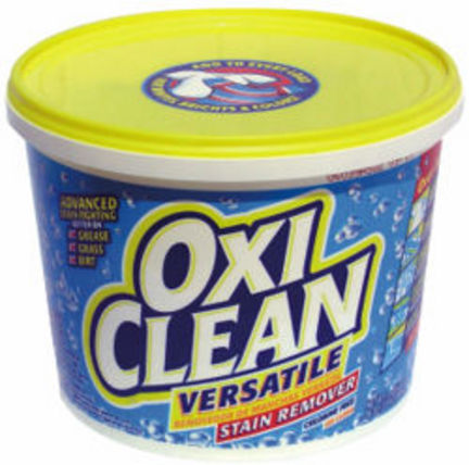Using Oxiclean for Stain Removal