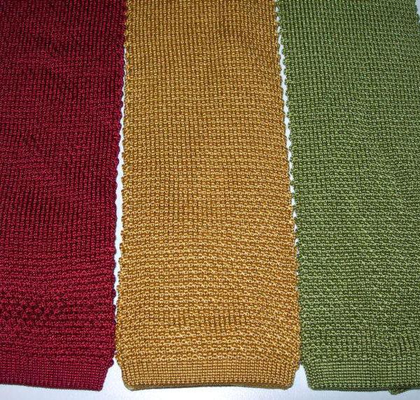 It's On eBay - Three Brooks Brothers Makers Knit Ties