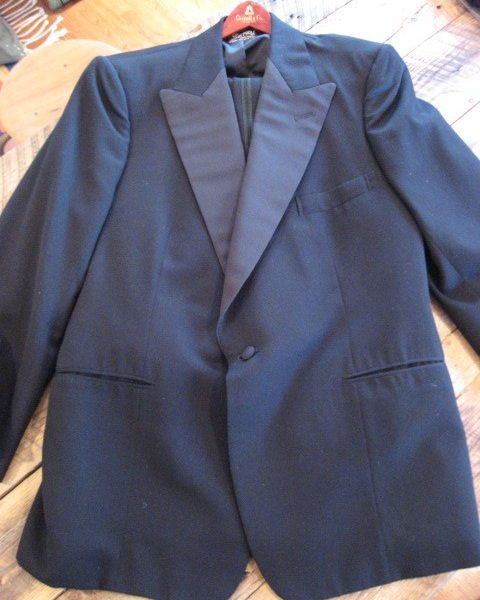 It's On eBay - Henry Poole & Co. Tuxedo