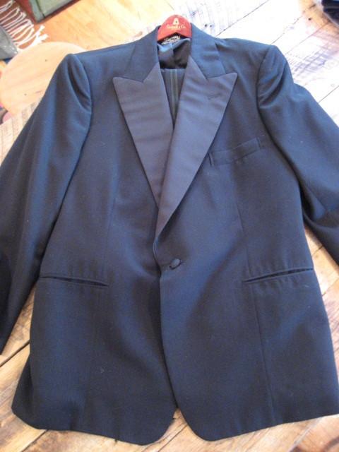 It's On eBay - Henry Poole & Co. Tuxedo