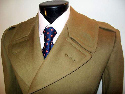 It's On eBay: J. Press Peacoat