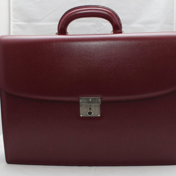 It's On eBay: Valextra Briefcase