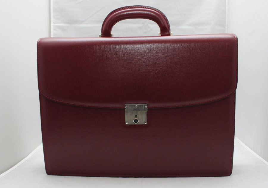 It's On eBay: Valextra Briefcase
