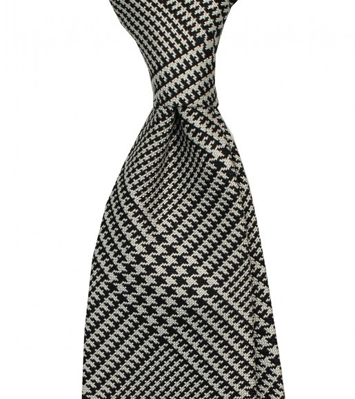 It's On Sale: Drakes of London Checked Tie