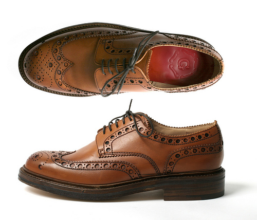 Gilt Man is offering Grenson shoes for the first time in a while today