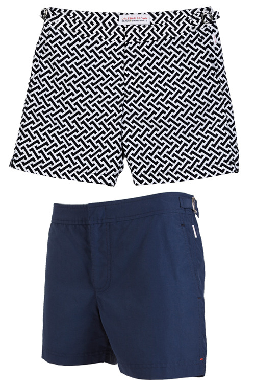 The Five Days of Summer Series, Part IV: Swim Shorts