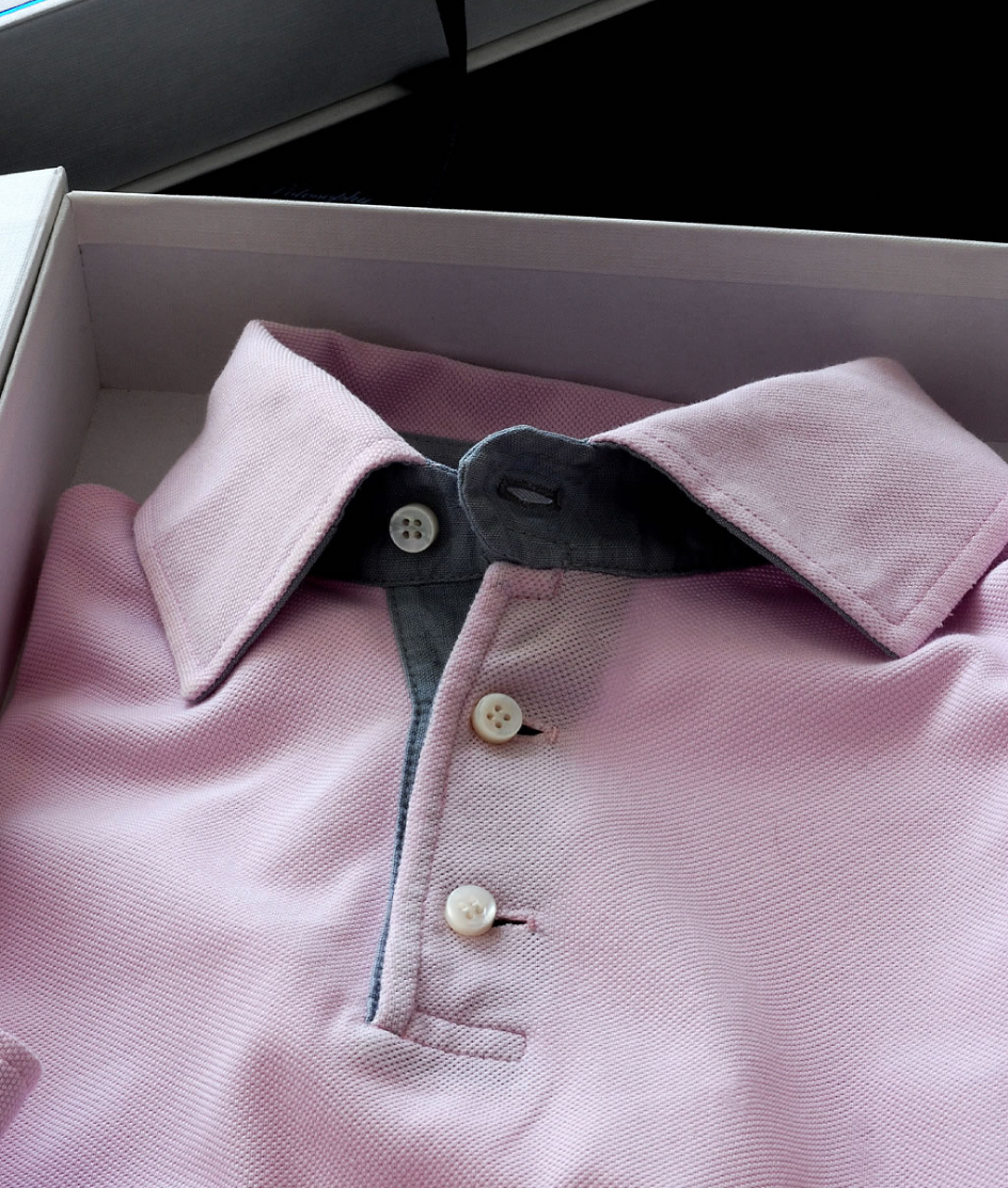 The Five Days of Summer Series, Part III: Polo Shirts