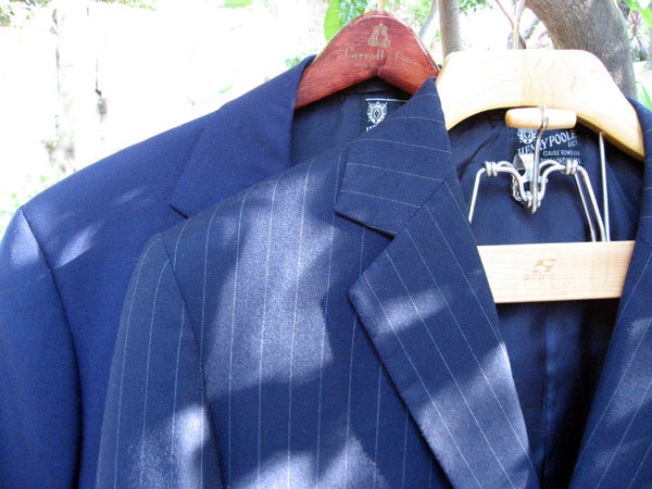 Henry Poole dinner suit