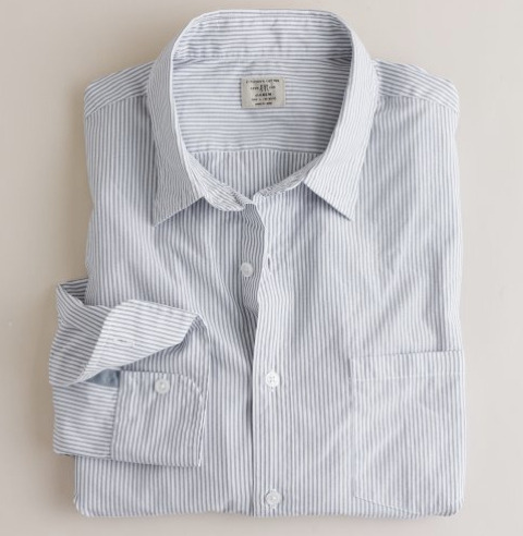 Q and Answer: Should I Wear Non-Iron Shirts?