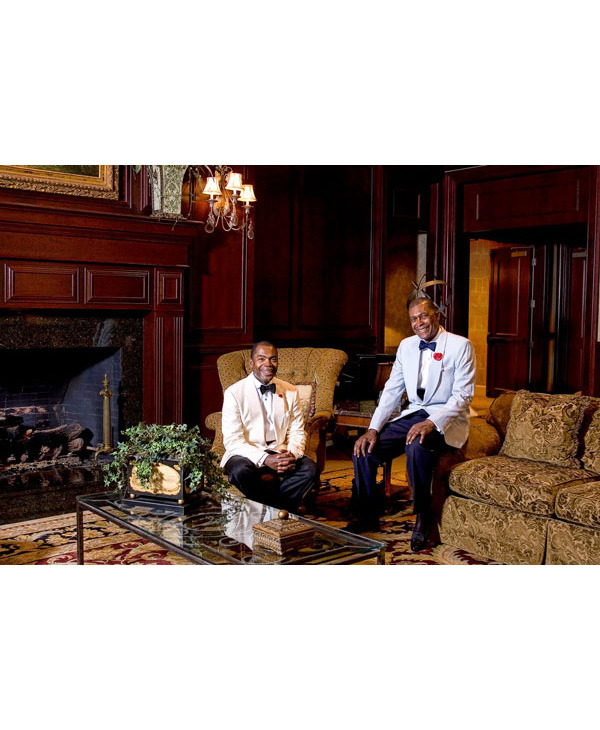 Atlanta brothers Andre and Keith Churchwell