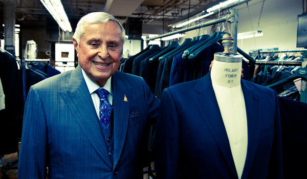 Gilt City is offering a made-to-measure suit by master tailor Martin Greenfield for $1,199
