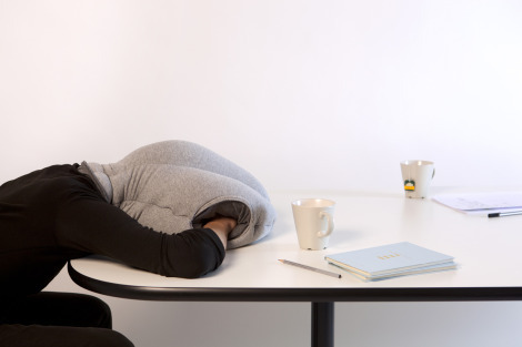 I really need to get an ostrich pillow