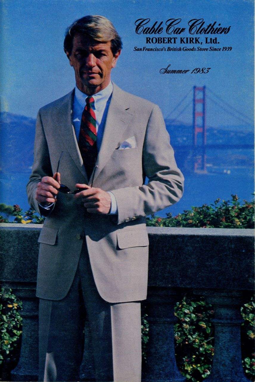 Cable Car Clothiers, Summer 1983