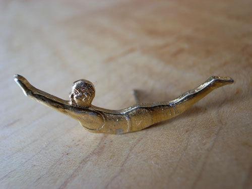 Now that's a lapel pin