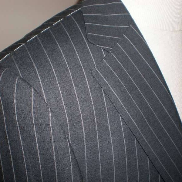 Q and Answer: A Striped Jacket with Odd Trousers?