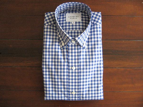 We Got It For Free: Ledbury Shirt