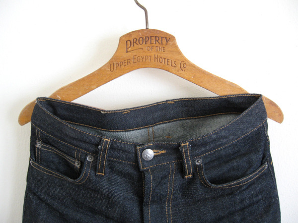 My Recommendation for Jeans: 3sixteens
