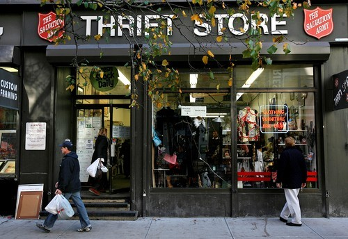 How to Thrift for Menswear