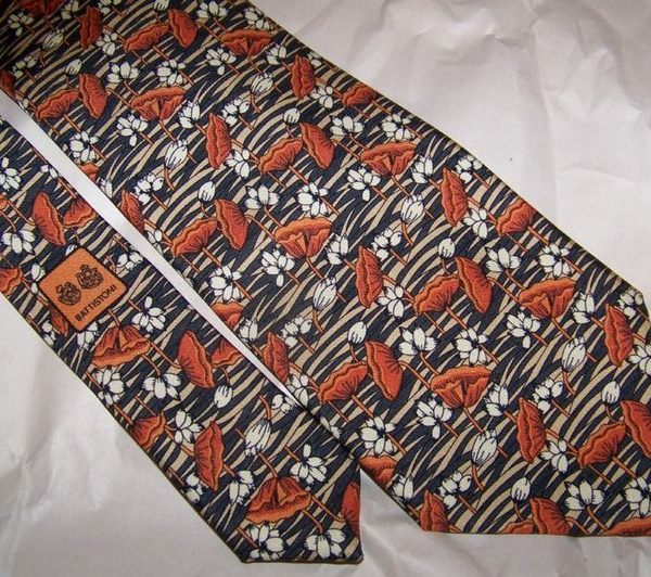 I just bought this tie on eBay for $20